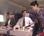 Singapore Airlines Raffles Class