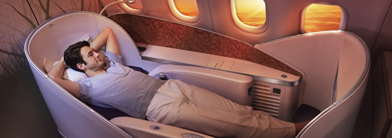 China Southern Airlines First Class